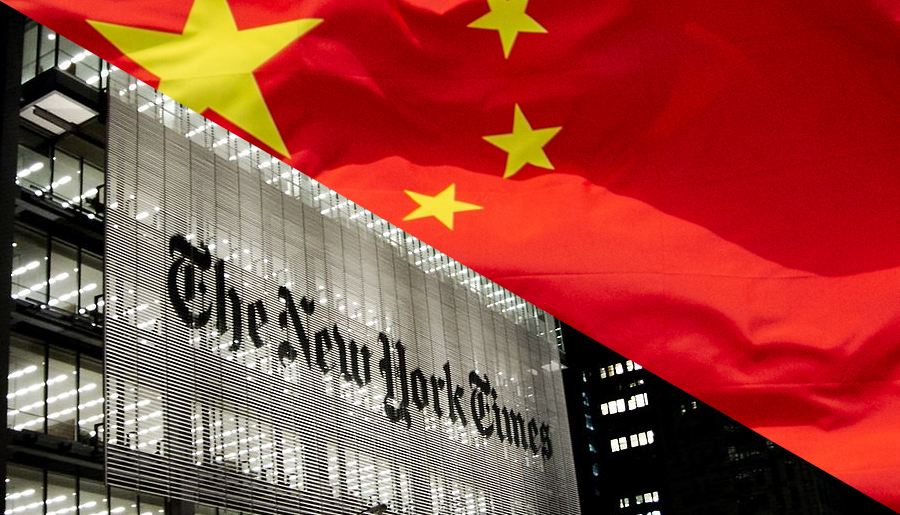 How the Chinese Communist Party Influences Corporate News Giants