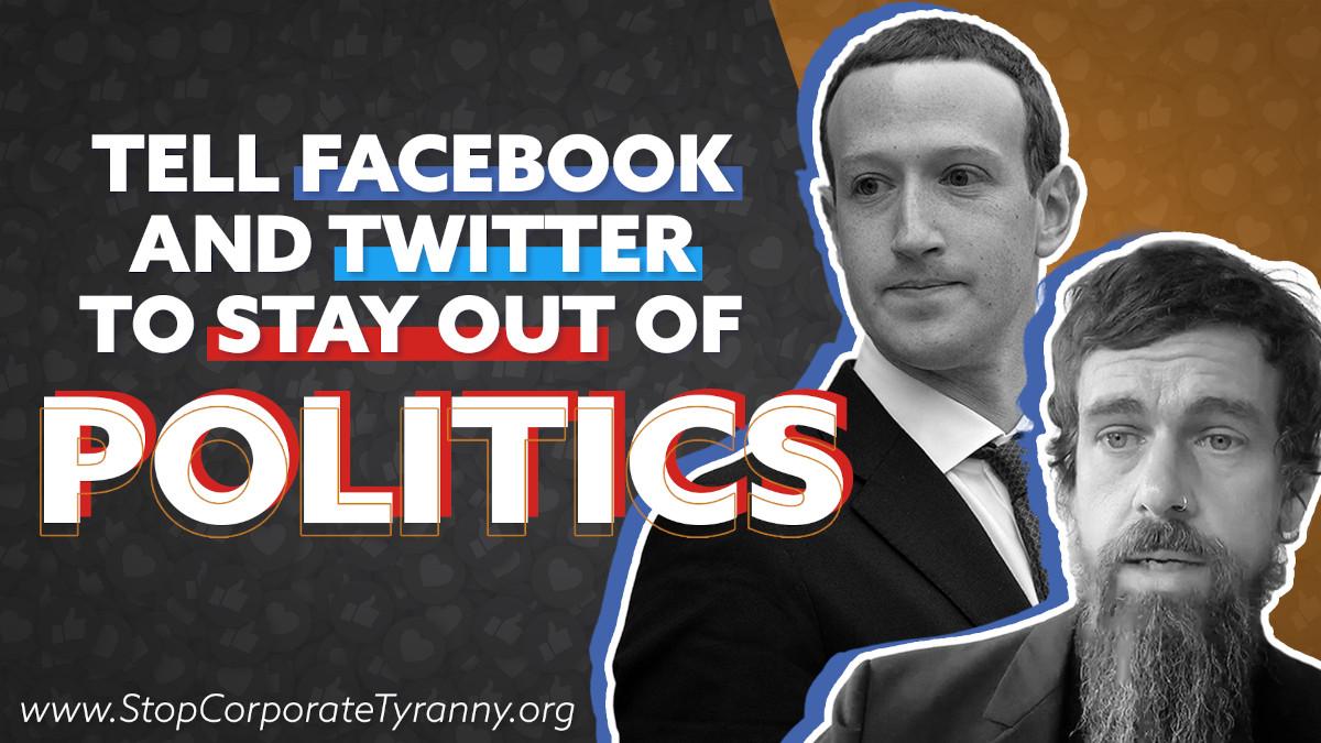 Stop Corporate Tyranny Website to Help Americans Resist