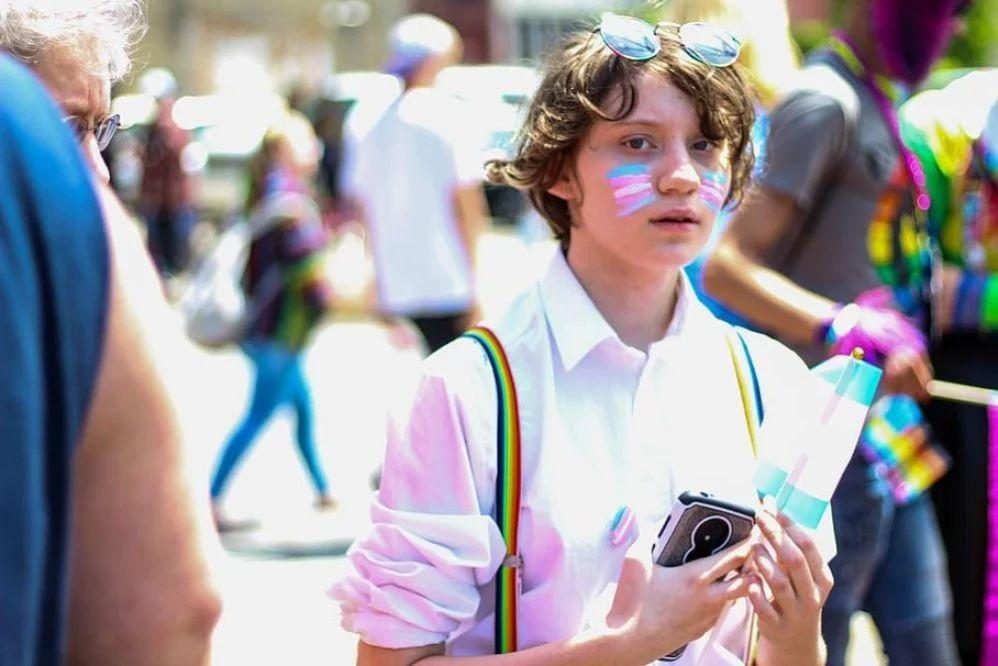 Transgender Grooming of Children